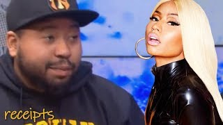 DJ Akademiks Speaks On Nicki Minaj Getting Blackballed By DJ Envy & More