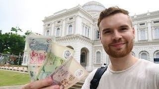 HOW EXPENSIVE IS SINGAPORE? 🇸🇬 A DAY OF BUDGET TRAVEL
