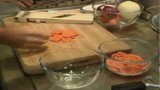 Lancashire Hot Pot Vegetables With Marcus Wareing
