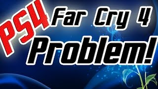 PS4 - Far Cry 4 install progress problem!