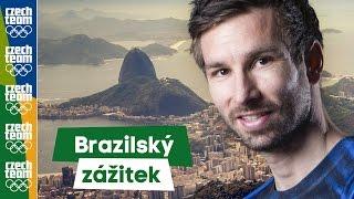 Petr Koukal: Užívám si tady rozlučku s kariérou   Brazilský zážitek   Rio 2016