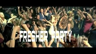 Fresher Party(OFFICIAL VIDEO) | Yo Yo Honey Singh | Manj Music | Ikka | Latest punjabi song