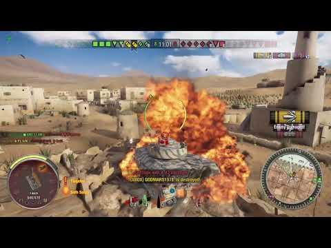 World of Tanks Pz Kpfw  V IV autocapture Ramminator kill