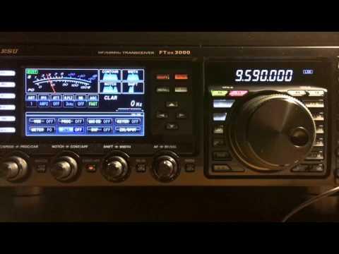 Thazin Radio, Myanmar 9590 kHz
