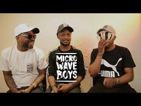 Microwave Boys EP35: Feather Awards, Fill Up FNB, Bafana Bafana
