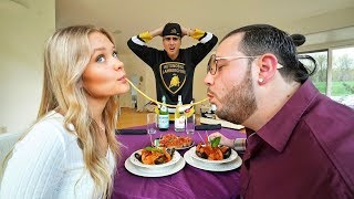 I CAUGHT MY GIRLFRIEND ON A DATE WITH OUR CHEF!