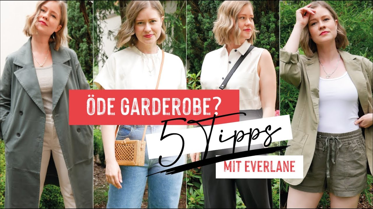 Outfits sommertyp