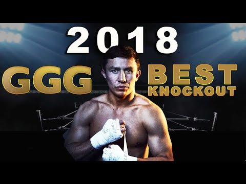 "Gennady ""GGG"" Golovkin the BEST KNOCKOUT! Highlights"