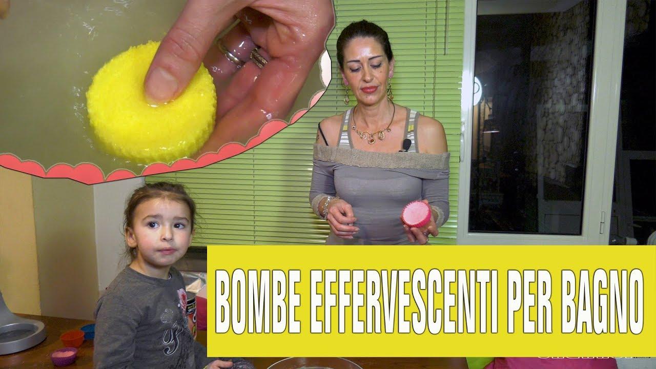 Bombe Effervescenti Per Il Bagno : Bombe effervescenti da bagno youtube