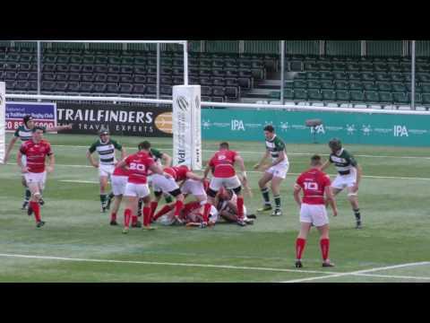 Army Academy vs Ealing Academy Highlights 16-10-16