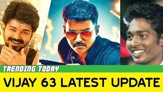 Vijay 63 Latest News | G green Channel