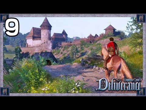 Hunting Bandits! - Kingdom Come: Deliverance Gameplay #9