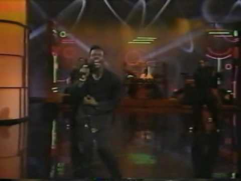 Bobby Brown Don't Be Cruel The Arsenio Hall Show 1988