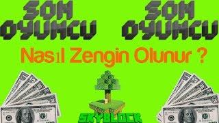 Minecraft SkyBlock'ta Para Kasma Taktikleri ! - Özel Tavsiyeler