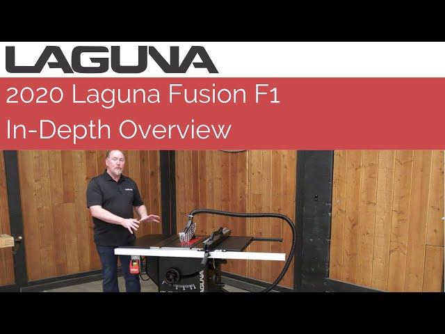 In-Depth Overview: 2020 Laguna Fusion F1