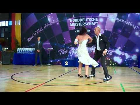 NDM 2016 Berlin, Boogie Woogie Senior A Slow-Final, Stephan & Conny