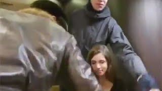 Pussy Riot Attacked, This Time At Breakfast [DISTURBING VIDEO]
