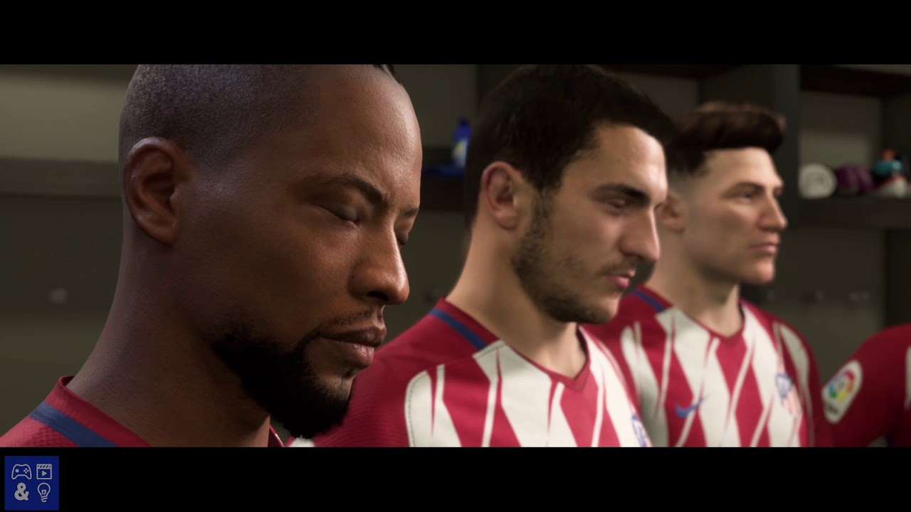 FIFA 18 The Journey: Hunter Returns Walkthrough - All Choices, The