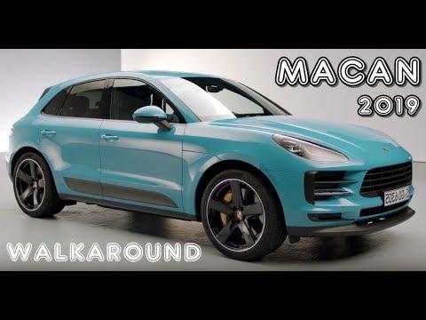 New Porsche Macan 2019 Exterior Interior Youtube