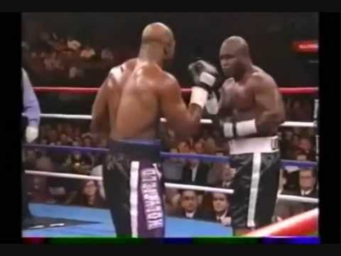 JAMES TONEY VS EVANDER HOLYFIELD RECAP
