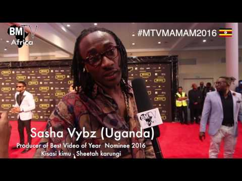 Interviews :    Sasha Vybz ( Uganda ) Producer of Video of Year Nominee 2016  - Sheebah Karungi