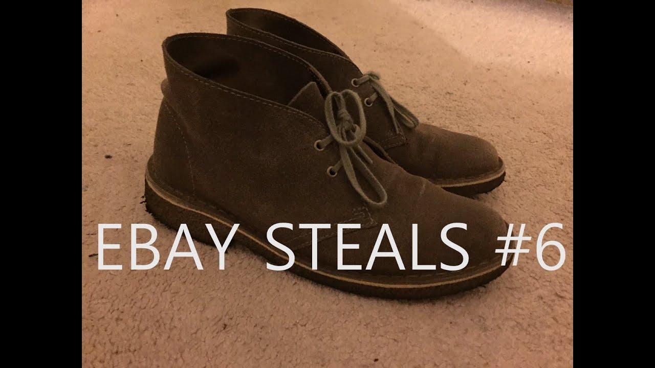 ebay clarks boots
