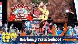 Bierkönig Trachten Partyboot 2015 - Mallorca Party Köln