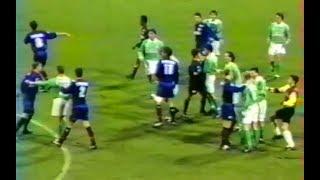 ASSE 2-1 Bordeaux - 23e journée de D1 1994-1995