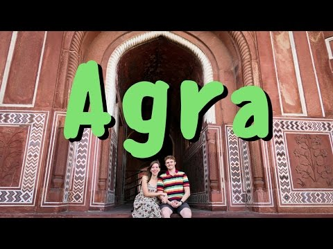 Agra City Guide | Taj Mahal Travel Video in Uttar Pradesh, India