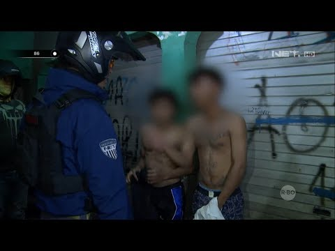 Bawa Senjata Tajam, 2 Pemuda Ini Beralasan Ingin Balas Dendam - 86