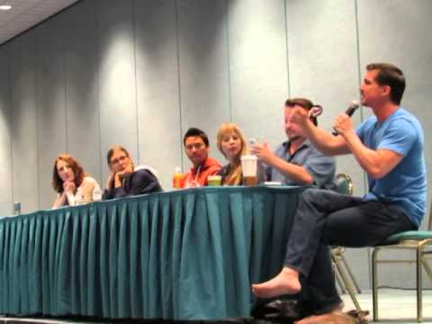 Anime Midwest 2014 All Guest Panel Part 1/2