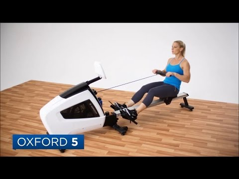 "Video: Horizon Fitness® Rudergerät ""Oxford 5"""