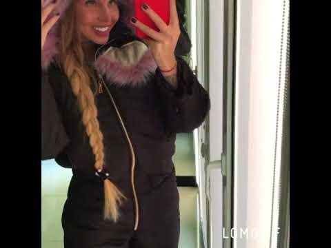 Женский зимний костюм Нимфа от Novatex - обзор - YouTube