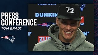 "Tom Brady on Patrick Mahomes: ""He's a great player"" 