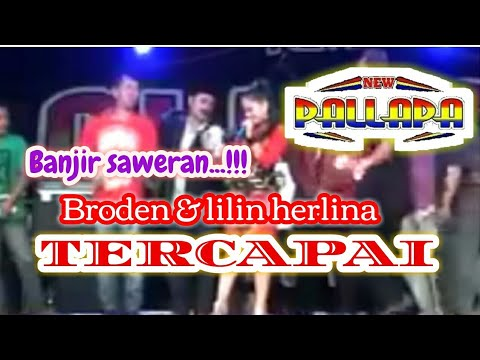 Duet Romantis:Lilin herlina&Brodin-Tercapai-New Pallapa live Socah bangkalann