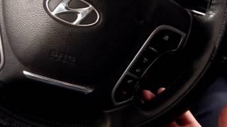 Магнітола. Підключення телефону до магнітоли через блютуз на HYUNDAI SANTA FE