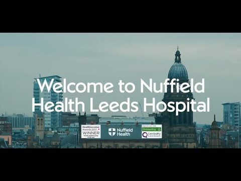 Tour of Nuffield Health Leeds Hospital