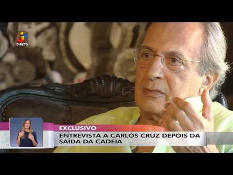 Carlos Cruz não se arrepende de nada