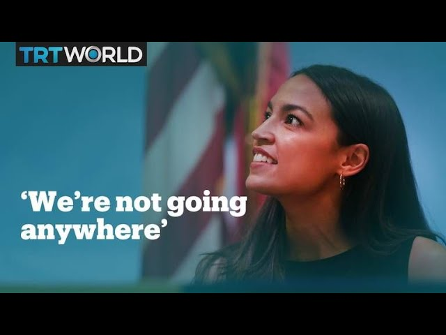AOC fires back at Trump over recent remarks