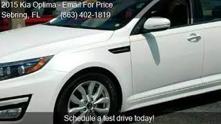 2015 Kia Optima LX 4dr Sedan for sale in Sebring, FL 33870 a