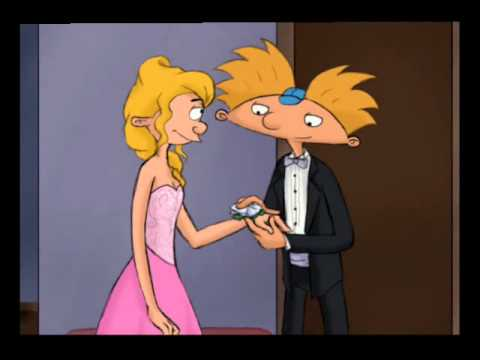 Arnold and helga dating