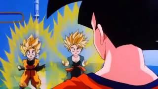 Goten and Trunks PowerUp