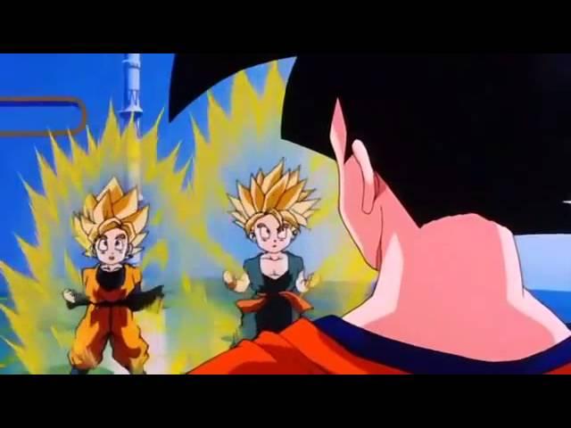 Goten and Trunks PowerUp #1