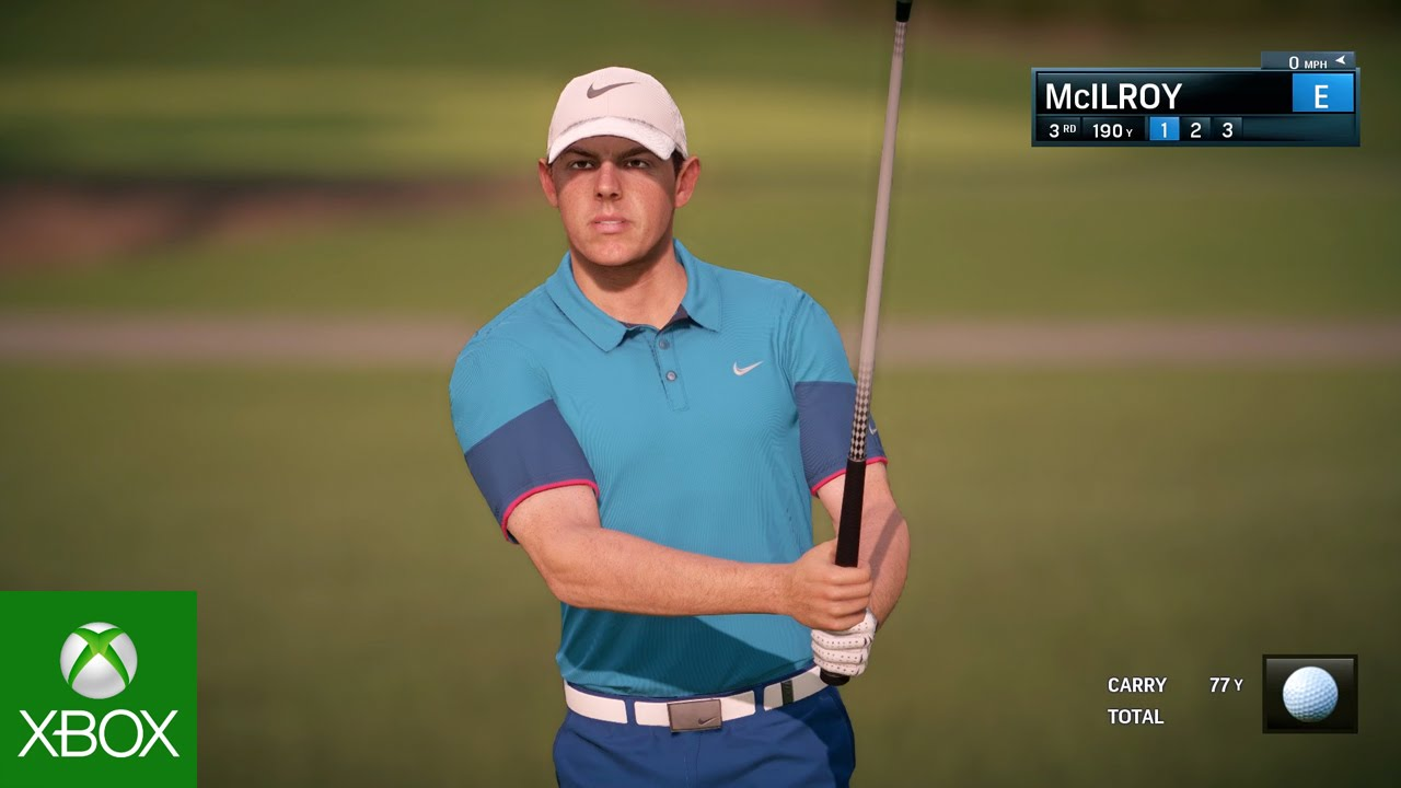 Ea Sports Rory Mcilroy Pga Tour Official Gameplay Trailer Youtube