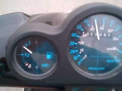 отзывы о peugeot speedfight 2