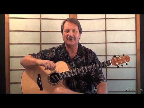 Brown Sugar Acoustic Guitar Lesson Preview by Rolling Stones