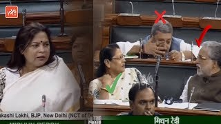 Meenakshi Lekhi Excellent Speech In Lok Sabha | New Delhi MP Meenakshi Lekhi | BJP