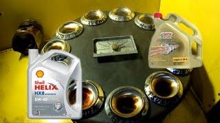 Что залить в двигатель? проверка моторных масел