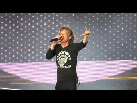 Rolling Stones – Start Me Up – Stuttgart Mercedes Benz Arena – 2018-06-30
