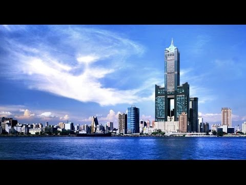 Top10 Recommended Hotels In Kaohsiung, Taiwan